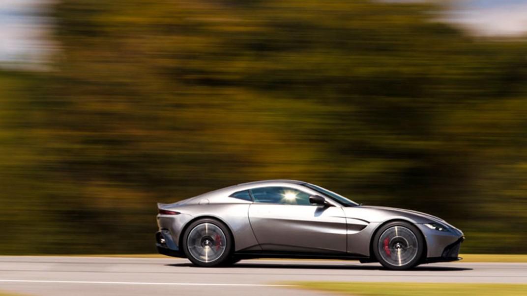 Aston Martin V8 Vantage Public 2020 Exterior 009