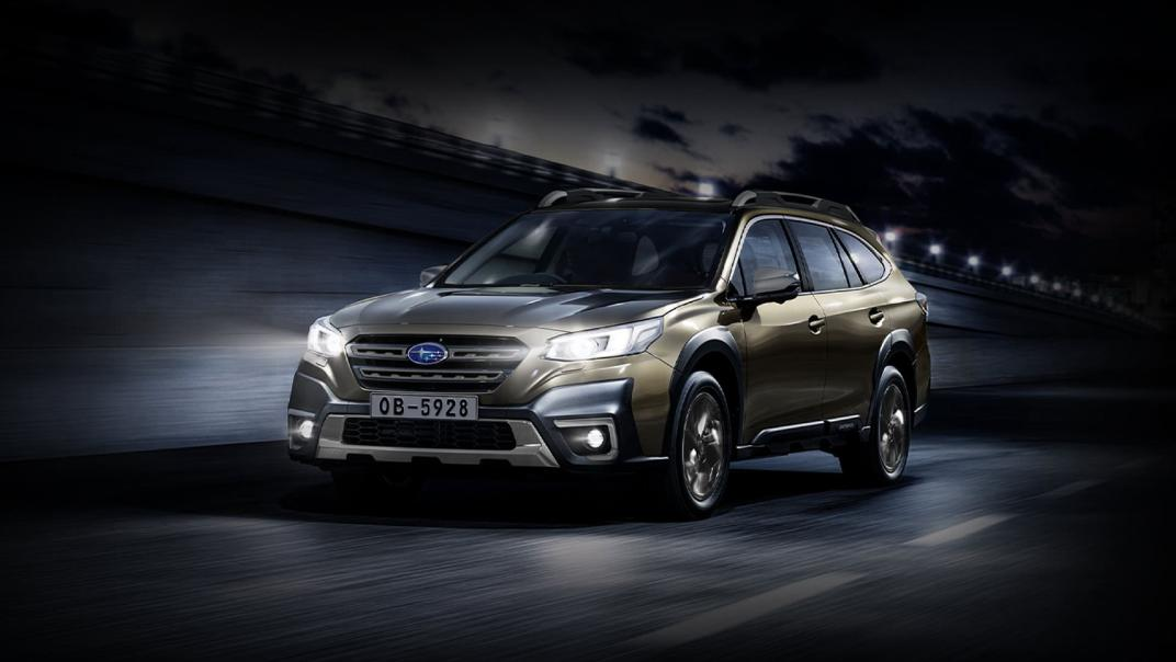 2021 Subaru Outback 2.5i-T EyeSight Exterior 016