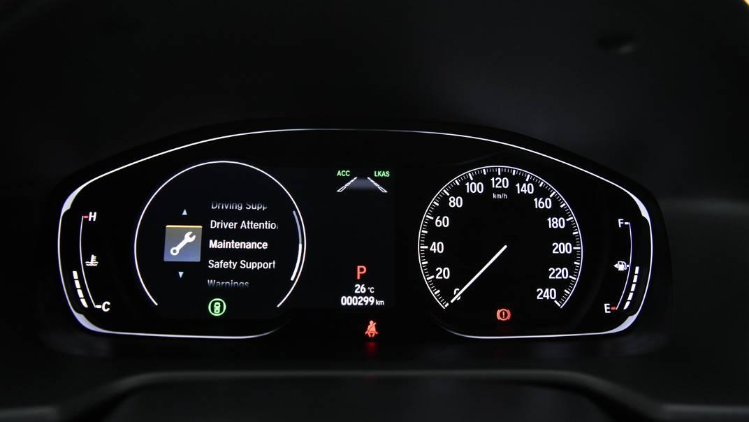 2021 Honda Accord 1.5 Turbo EL Interior 025
