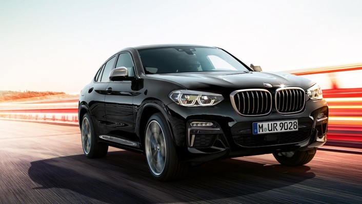 BMW X4 2020 Exterior 002