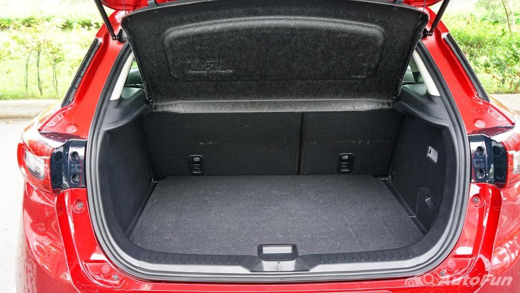 2020 Mazda CX-3 2.0 Base Interior 040