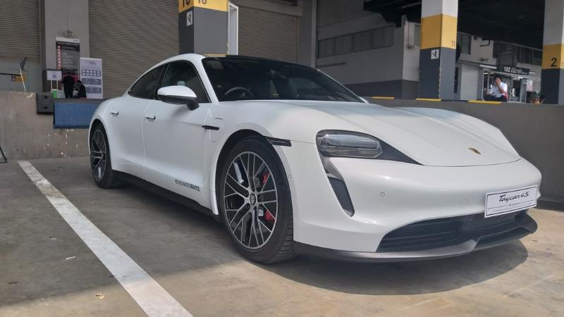 First Impression ลองของจริง ซิ่ง 2020 Porsche Taycan 4S 02