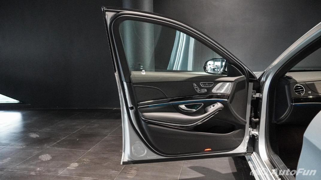 Mercedes-Benz S-Class S 560 e AMG Premium Interior 073