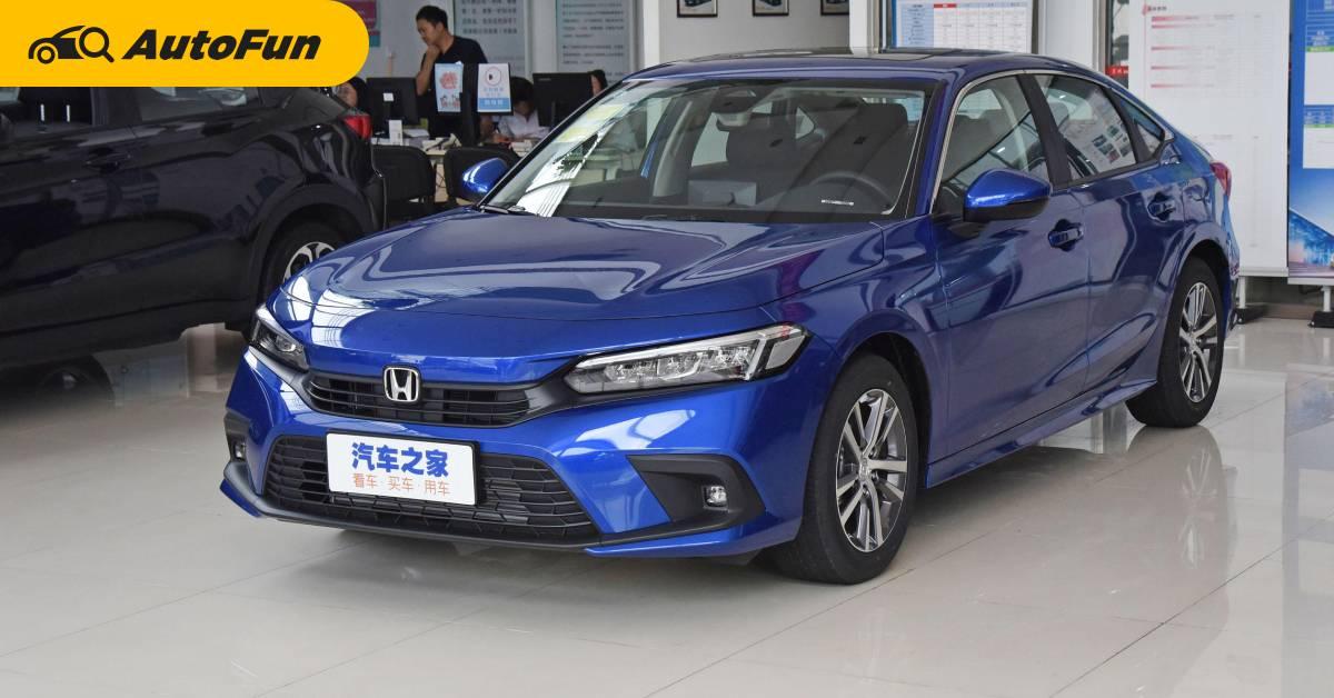 2021 Honda Civic เปิดตัวในจีน จัดเต็มออพชั่น 5 อย่างเหนือกว่าสเปคไทย สาย H ว่าไง ? 01