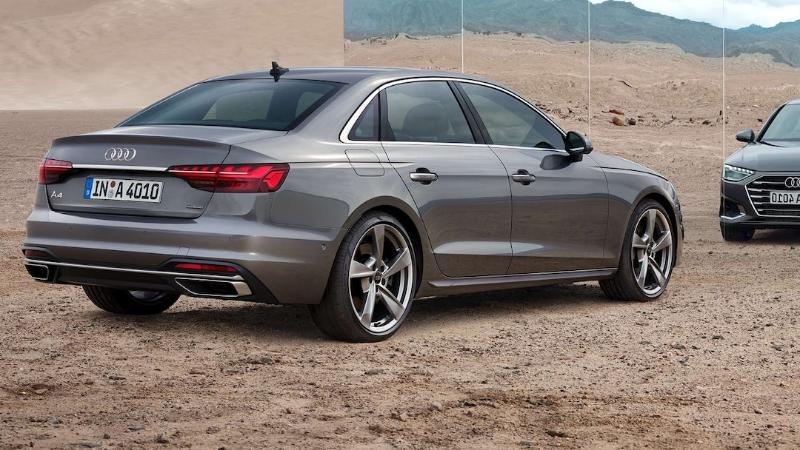 Review: 2020 Audi A4 สปอร์ตซีดานเพื่อผู้นำทุกไลฟ์สไตล์ 02
