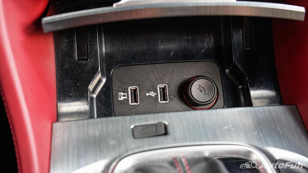 2020 MG HS 1.5 Turbo X Interior 023