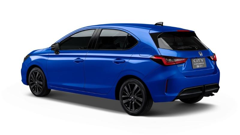 2021 Honda City Hatchback e:HEV เปิดตัวครั้งแรกในโลก ตอกย้ำไฮบริดกับค่าตัว 8.49 แสนบาท 02