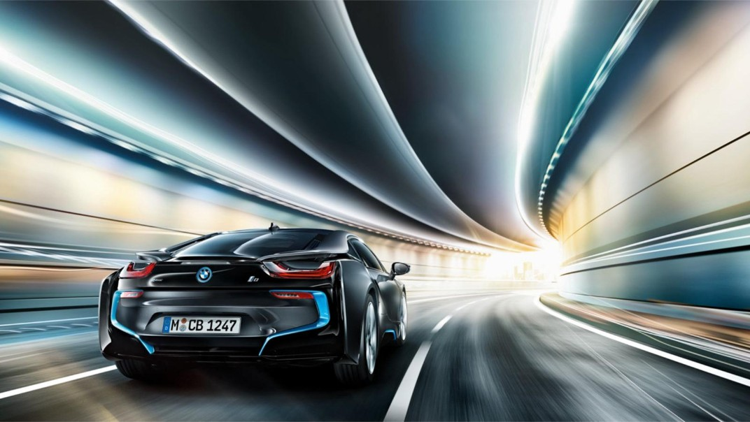 BMW I8 Public 2020 Exterior 010