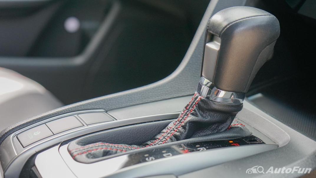 2020 Honda Civic 1.5 Turbo RS Interior 080