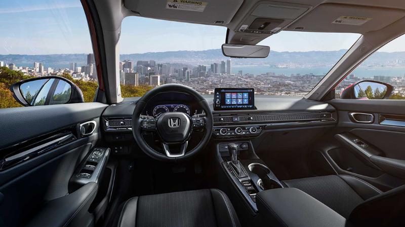 สำรวจจุดเด่น-จุดด้อย 2022 Honda Civic ใหม่ระหว่างเก็บเงินจองช่วงปลายปีนี้ 02