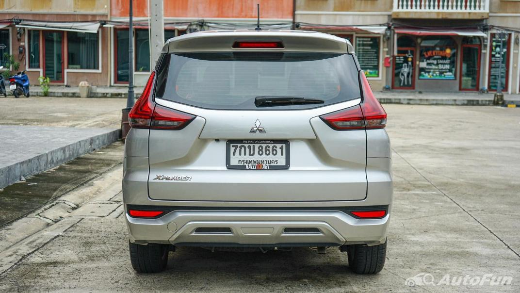 2020 1.5 Mitsubishi Xpander GLS-LTD Exterior 006