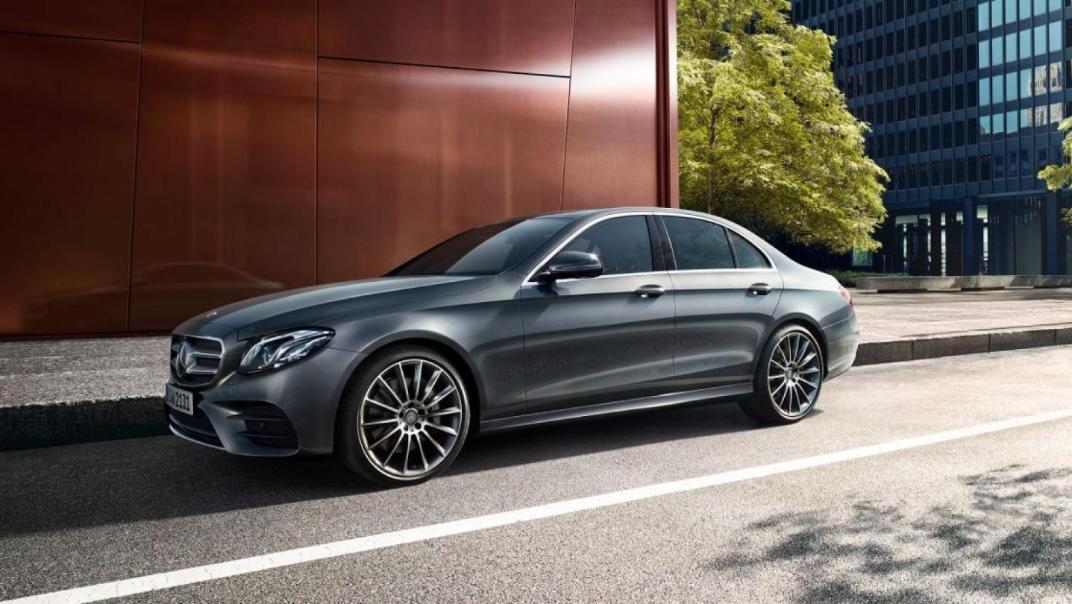 Mercedes-Benz E-Class Saloon 2020 Exterior 008