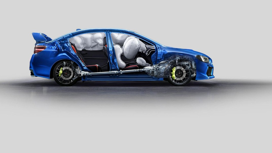 Subaru WRX-STI 2020 Exterior 011