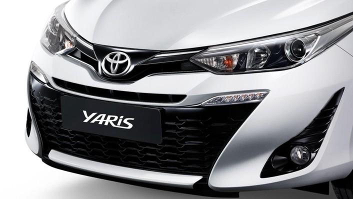 Toyota Yaris Public 2020 Exterior 004