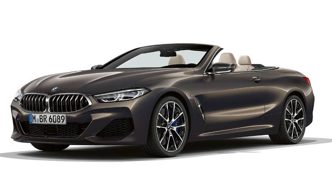 BMW 8-Series-Convertible 2020 Exterior 002