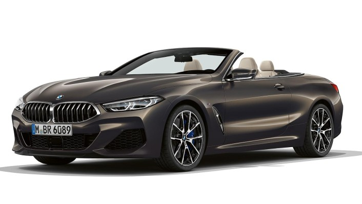 BMW 8-Series-Convertible Public 2020 Exterior 002