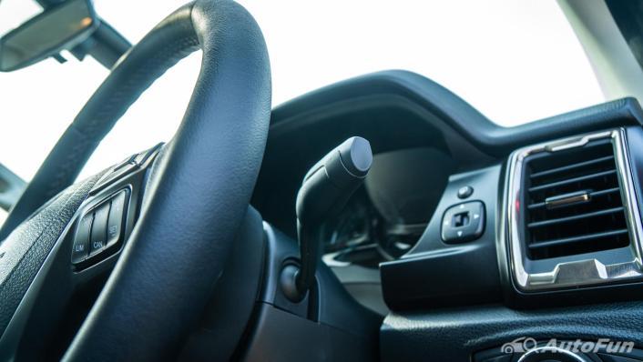 2021 Ford Ranger FX4 MAX Interior 008