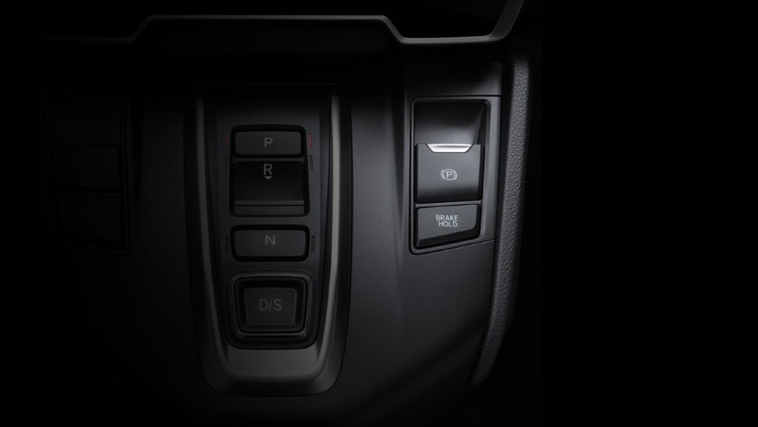 Honda CR-V 2020 Interior 002