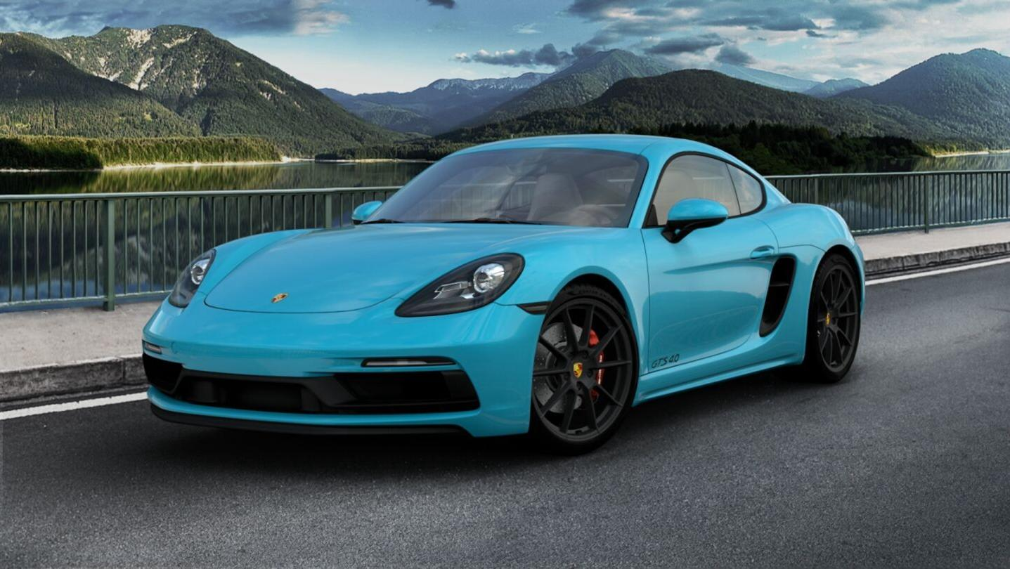 Porsche 718 2020 Others 002