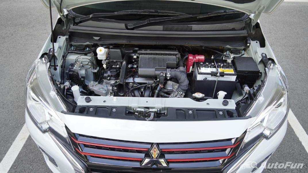 2020 Mitsubishi Attrage 1.2 GLS-LTD CVT Others 002