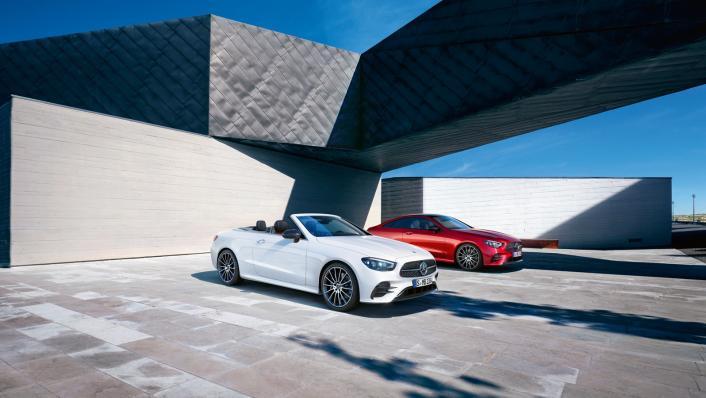 2021 Mercedes-Benz E-Class Cabriolet E 200 AMG Dynamic Exterior 005