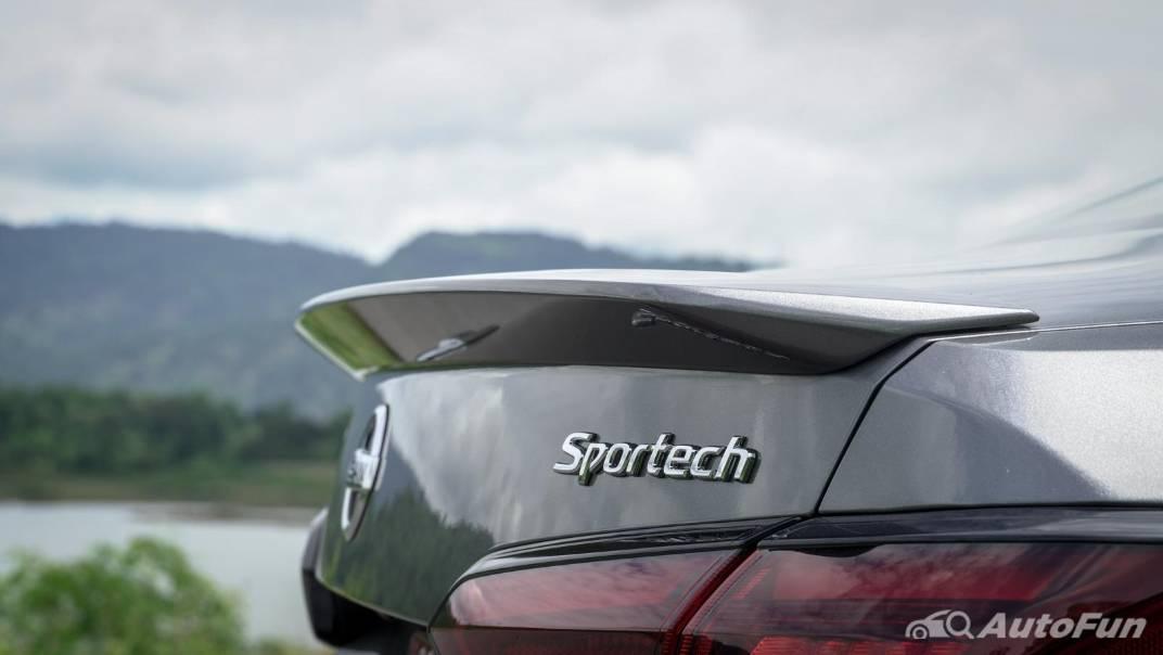 2021 Nissan Almera 1.0L Turbo V Sportech CVT Exterior 012
