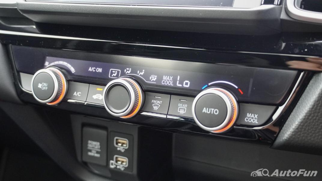 2021 Honda City e:HEV RS Interior 026