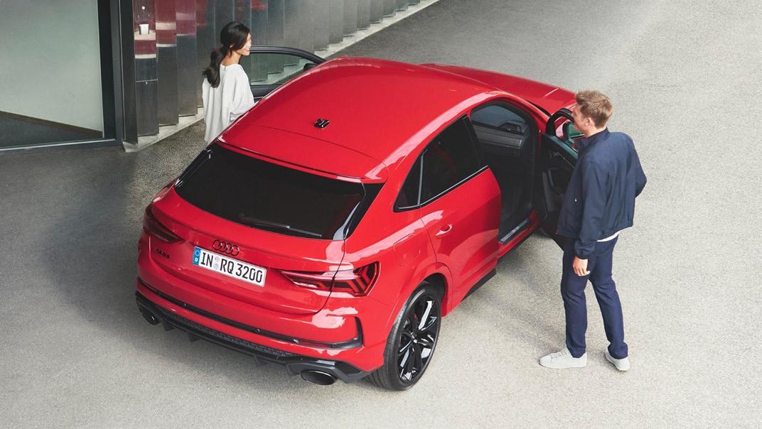 2021 Audi RS Q3 Sportback quattro Exterior 011