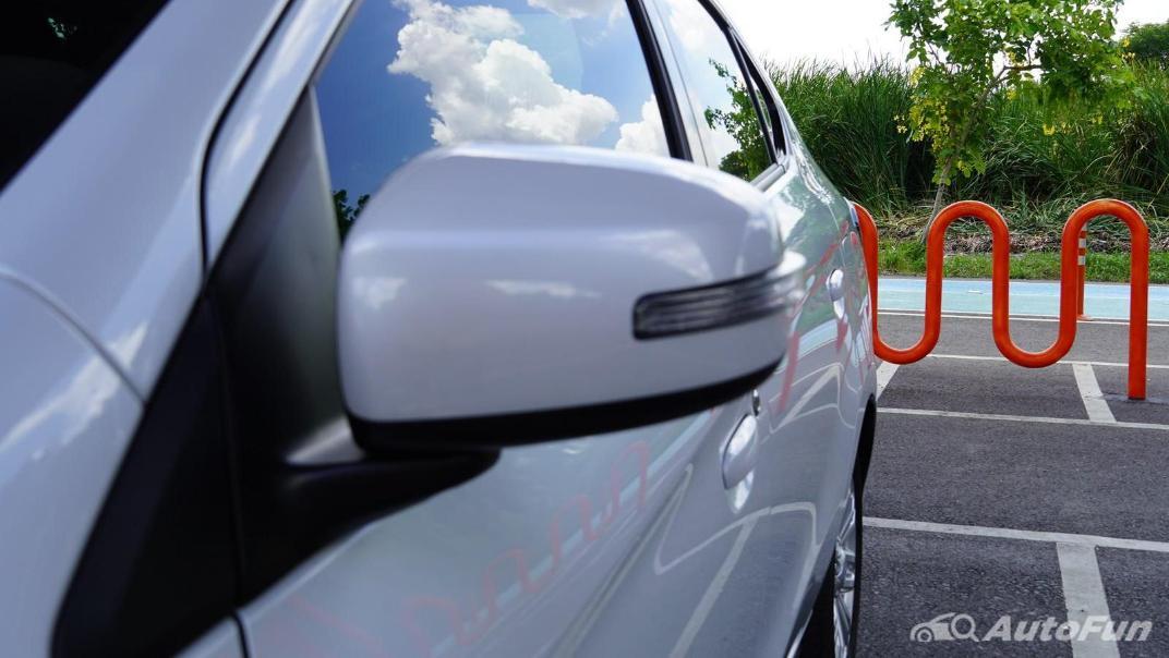 2020 1.2 Mitsubishi Attrage GLS-LTD CVT Exterior 030