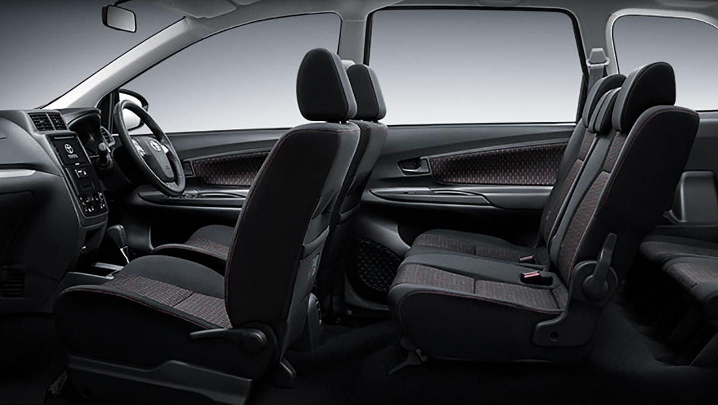 Toyota Avanza 2020 Interior 005