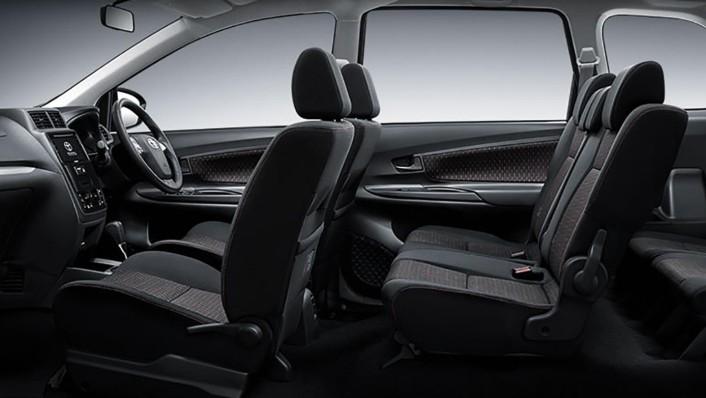 Toyota Avanza Public 2020 Interior 005