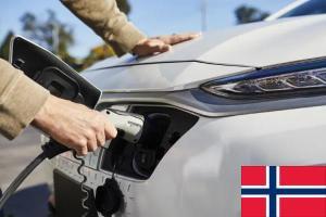 ยอดขายรถยนต์ไฟฟ้าในนอร์เวย์ พ่งสูงเกือบ 90% เอาชนะเครื่องยนต์ดีเซลและเบนซินที่แรกในโลก