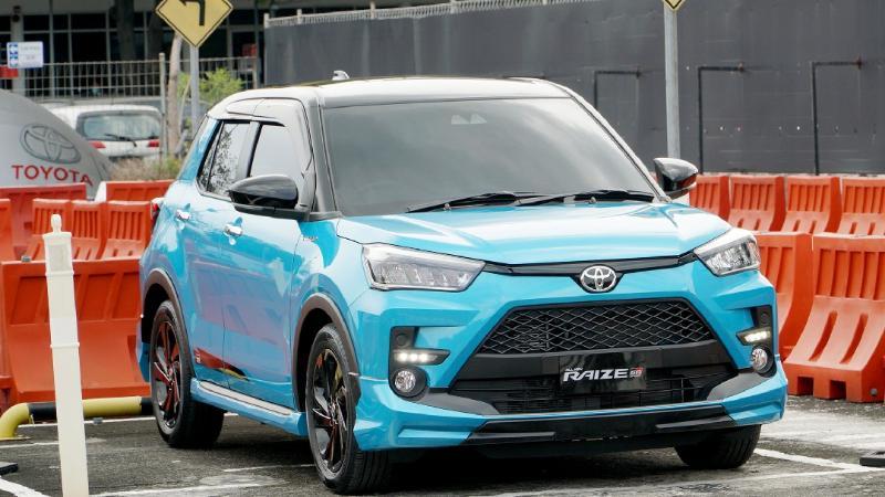 2021 Toyota Raize เปิดตัวอินโดนีเซีย ได้เทอร์โบ และ Safety sense คาดขายไทยราคา 700,000 บาท 02