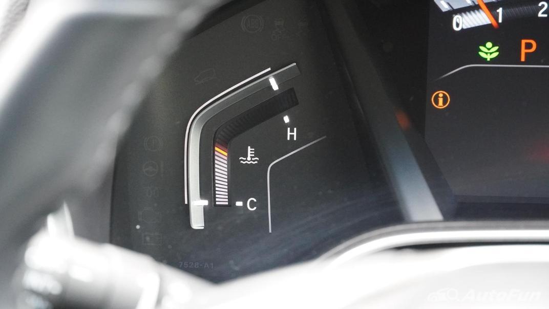 2020 Honda CR-V 2.4 ES 4WD Interior 012