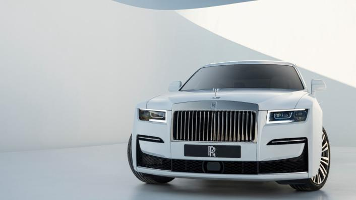 2021 Rolls-Royce Ghost Extended Exterior 003