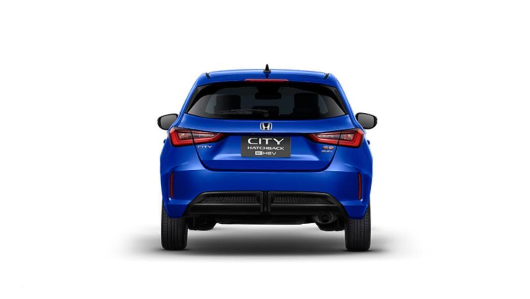 2021 Honda City Hatchback e:HEV RS Exterior 076