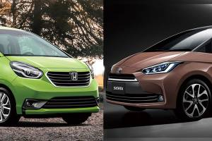 2022 Toyota Sienta ดวลเดือด 2022 Honda Freed ปีหน้า แต่คนไทยจะได้ใช้เมื่อไหร่?