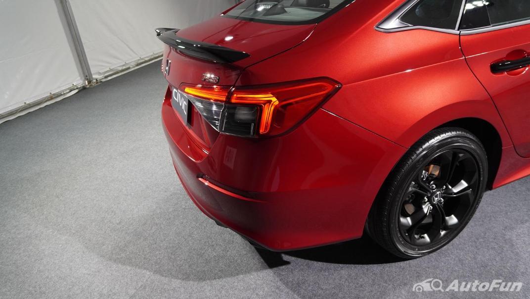 2022 Honda Civic RS Exterior 079