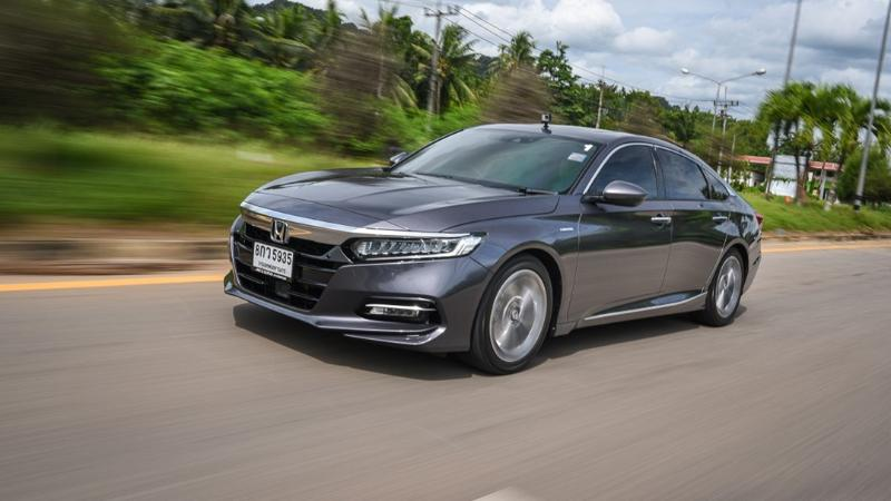 Honda เตรียมส่งรถไฮบริดหลากรุ่นลุยตลาดไทย คาด HR-V, CR-V และ Civic นำทัพ 02