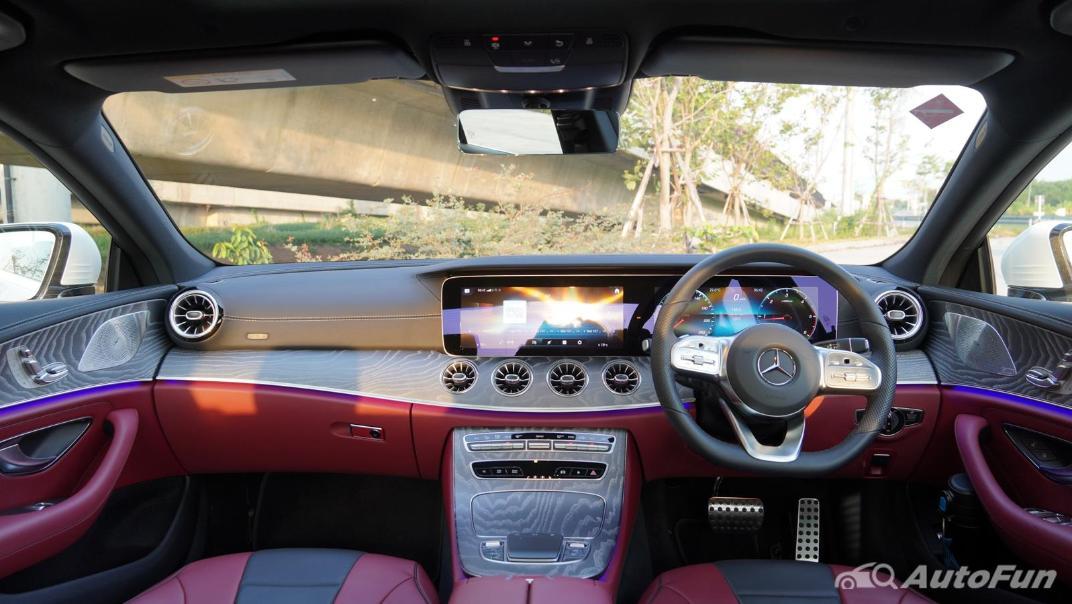 2021 Mercedes-Benz CLS 220 d AMG Premium Interior 001