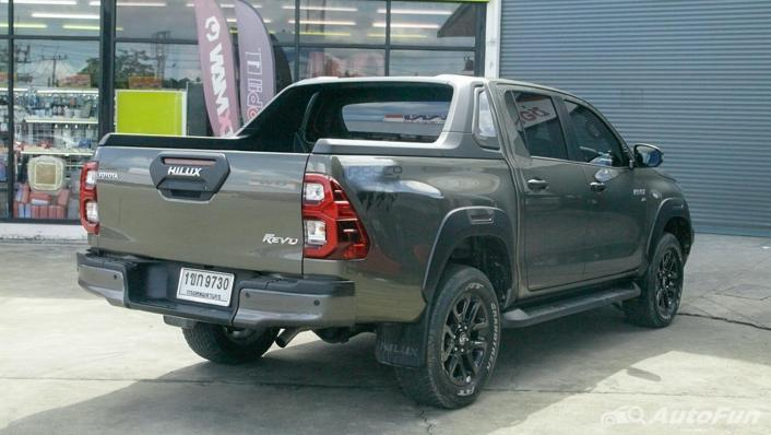 2020 Toyota Hilux Revo Double Cab 4x4 2.8High AT Exterior 006