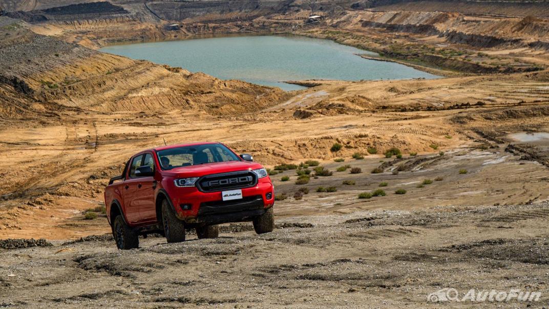 2021 Ford Ranger FX4 MAX Exterior 071