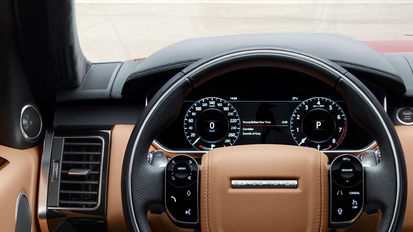 Land Rover Range Rover Sport 2020 Interior 005