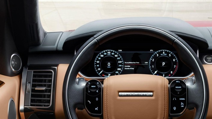 Land Rover Range Rover Sport Public 2020 Interior 005