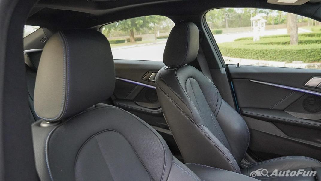 2021 BMW 2 Series Gran Coupe 220i M Sport Interior 050