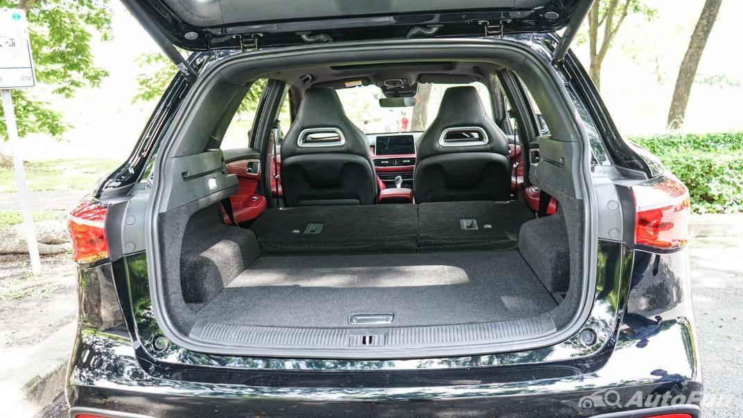 2020 MG HS 1.5 Turbo X Interior 071
