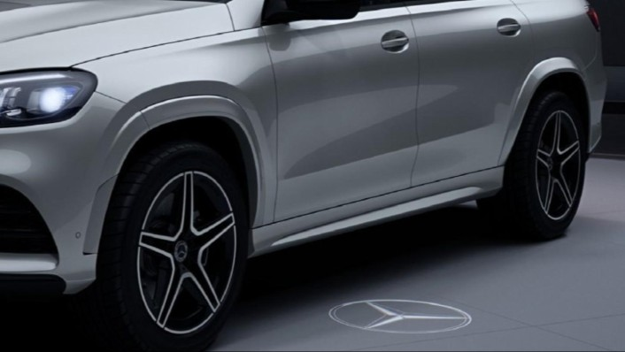 Mercedes-Benz GLS-Class 2020 Exterior 003