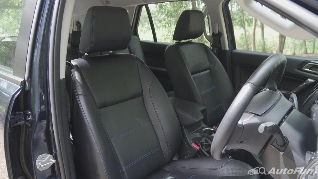 2021 Ford Everest 2.0L Turbo Titanium 4x2 10AT - SPORT Interior 034