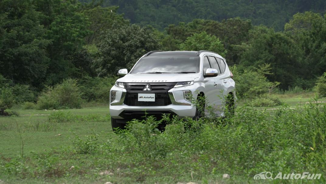 2020 Mitsubishi Pajero Sport 2.4D GT Premium 4WD Elite Edition Exterior 052