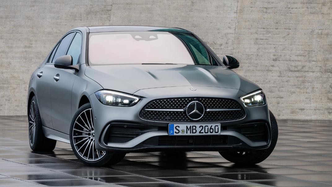 2021 Mercedes-Benz C-Class W206 Upcoming Version Exterior 030